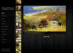 Colley Whisson - Professional Artist